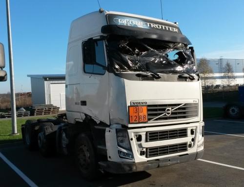 Volvo FH500, 2011.a, kaskokindlustusjuhtum