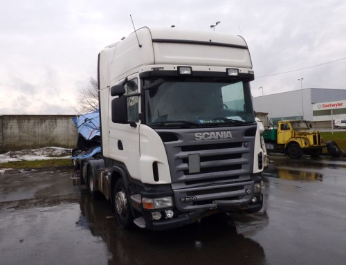 Scania R500 ekspertiis
